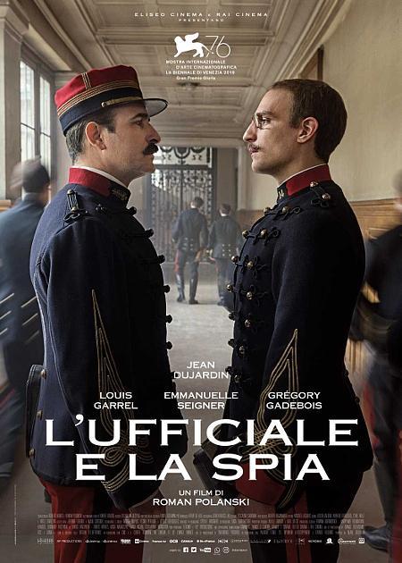 L'UFFICIALE E LA SPIA - J'ACCUSE V.O.S.