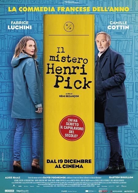 IL MISTERO HENRI PICK (LE MYSTERE HENRI PICK)