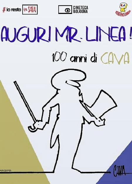 AUGURI MR.LINEA! - 100 ANNI DI CAVA