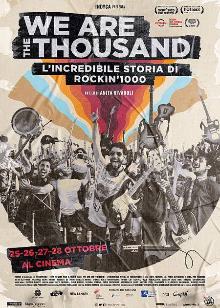 WE ARE THE THOUSAND - L'INCREDIBILE STORIA DI ROCKIN' 1000