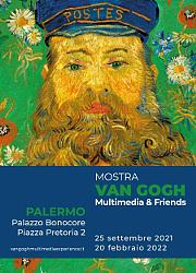 Van Gogh Multimedia & Friends - Palermo