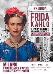 Frida Kahlo - Il caos dentro - Milano