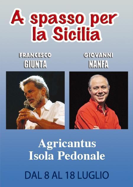 A spasso per la Sicilia