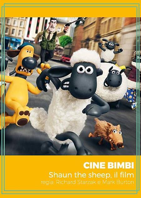 SHAUN, VITA DA PECORA - IL FILM (SHAUN: THE SHEEP MOVIE)
