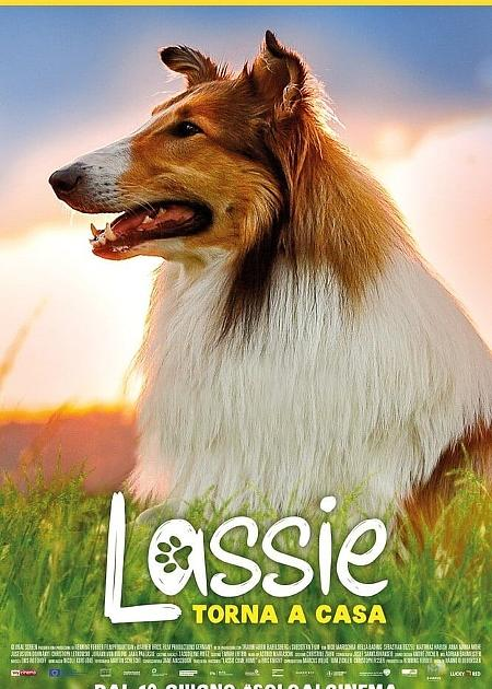 LASSIE TORNA A CASA (LASSIE: EINE ABENTEURLICHE REISE)