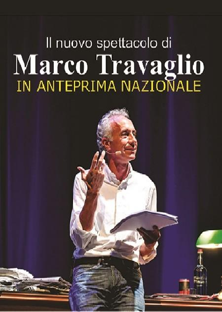 Marco Travaglio - spettacolo in anteprima nazionale