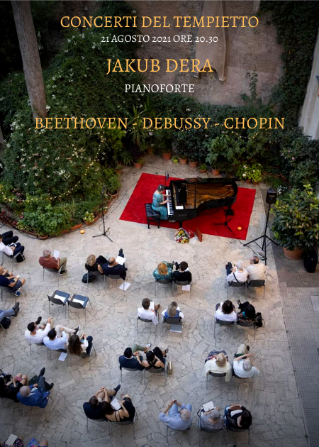 BEETHOVEN DEBUSSY CHOPIN