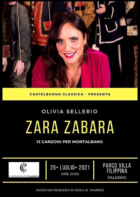 Zara Zabara - Olivia Sellerio