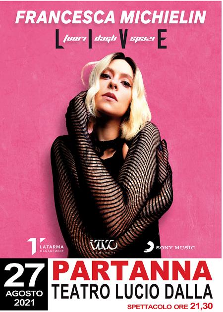 Francesca Michielin - Live fuori dagli spazi