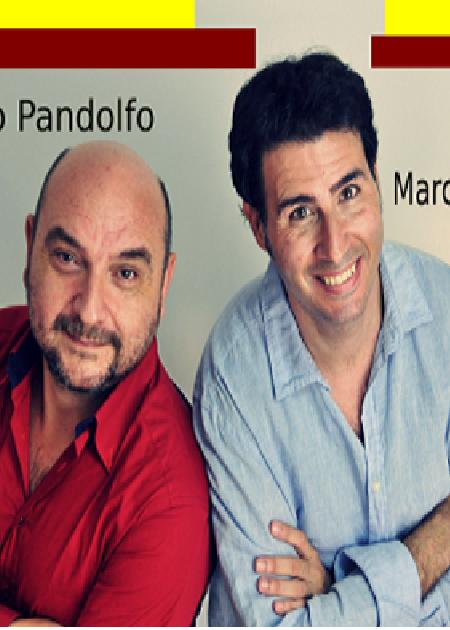 Pandolfo e Manera - I due compari