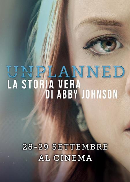 UNPLANNED - LA STORIA VERA DI ABBY JOHNSON