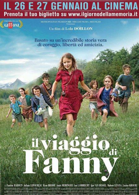 IL VIAGGIO DI FANNY (LE VOYAGE DE FANNY)