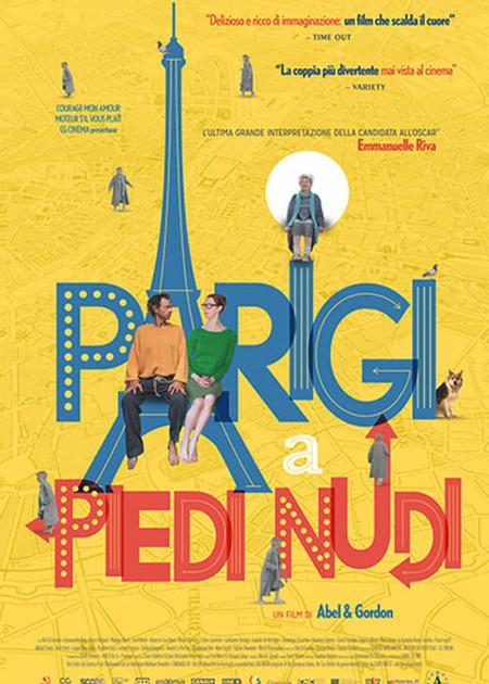 PARIGI A PIEDI NUDI (PARIS PIEDS NUS)