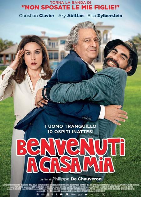BENVENUTI A CASA MIA (A BRAS OUVERTS)