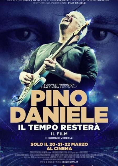 PINO DANIELE - IL TEMPO RESTERA'