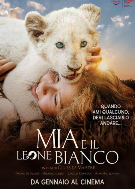 MIA E IL LEONE BIANCO (MIA ET LE LION BLANC)