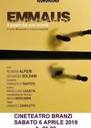 EMMAUS - Il posto dei non ricordi