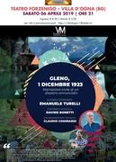 GLENO ... 01 DICEMBRE 1923