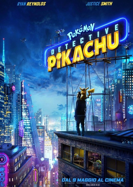 POKEMON DETECTIVE PIKACHU - 3D (DETECTIVE PIKACHU)