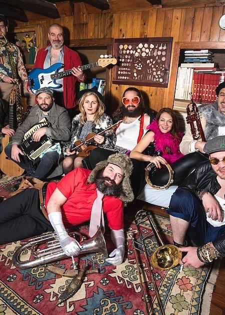 Der Folk Ofen Orobic Balkan Music