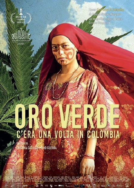 ORO VERDE - C'ERA UNA VOLTA IN COLOMBIA (PAJAROS DE VERANO)