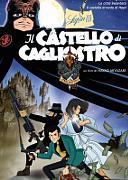 LUPIN III: IL CASTELLO DI CAGLIOSTRO (LUPIN III: THE CASTLE OF CAGLIOSTRO) (RUPAN SANSEI KARIOSU...)