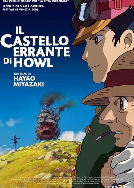 IL CASTELLO ERRANTE DI HOWL (HOWL'S MOVING CASTLE)