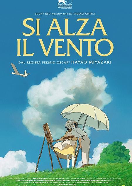 SI ALZA IL VENTO (THE WIND RISES)